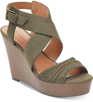 Indigo Rd Kash Wedge Sandals Women's Shoes