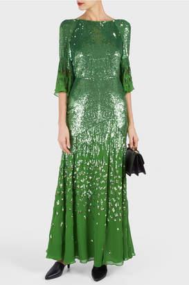 Temperley London Celestial Dress