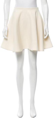 CarvenCarven Flared Mini Skirt