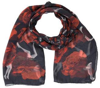 Thakoon Silk Printed Scarf