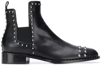 Schumacher Dorothee studded deconstructed Chelsea boots