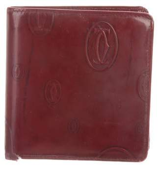 6355722b6 Cartier Happy Birthday Compact Wallet