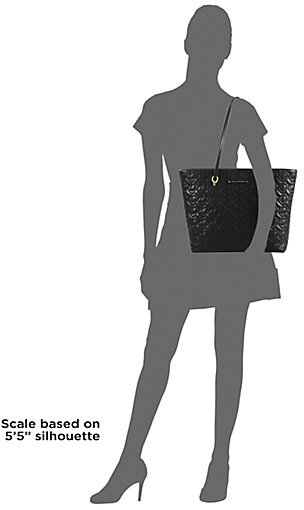 Diane von Furstenberg Sutra Ready To Go Chain-Link-Quilted Tote 2