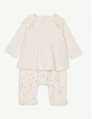 Chloé Top and leggings set 3-18 months