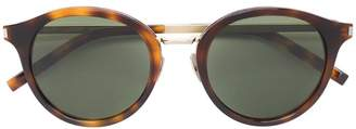 Saint Laurent Eyewear classic round sunglasses