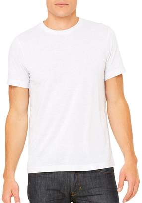 B.ella Bella+Canvas Men's Tri-blend Tee - L