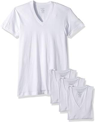 2xist 2(x) IST Men's Comfort Cotton V-Neck T-Shirt