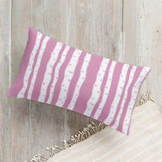 Birchee Self-Launch Lumbar Pillows
