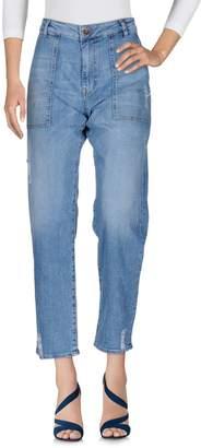 Smiths American SMITH'S AMERICAN Denim pants - Item 42612147LM