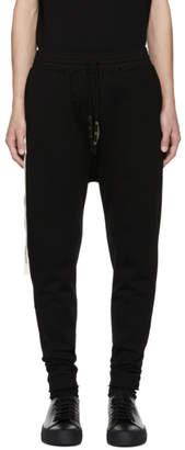 Damir Doma Black Peken Lounge Pants