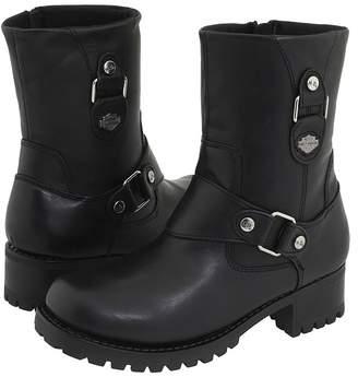 Harley-Davidson Alivia Women's Zip Boots