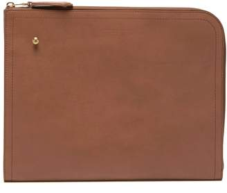 Dunhill Duke large leather folio