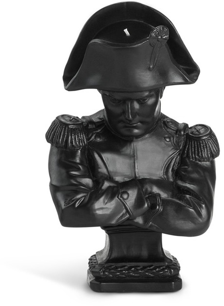 Cire Trudon Cire Trudon Napoleon bust sculpture decorative candle
