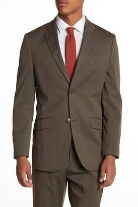 Perry Ellis Solid Tex Sports Jacket