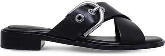MICHAEL Michael Kors Cooper Vachetta leather sandals