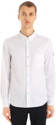 Moncler Oxford Cotton Shirt