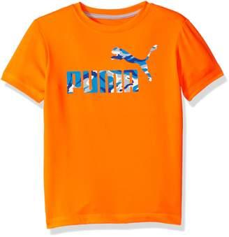 Puma Big Boys' No.1 Logo Tee