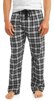 Hanes Men's Woven Sleep Pant with Stretch