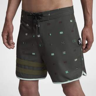 "Hurley Phantom Block Party Seaworthy Men's 16"" Board Shorts"
