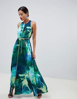 Coast Montego Printed Maxi Dress