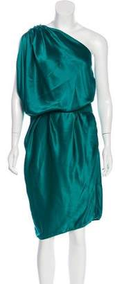Lanvin Knee-Length Halter Dress