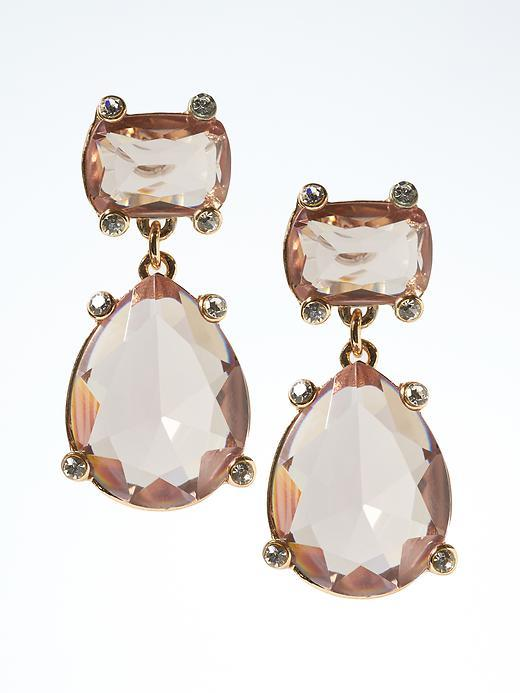 Banana Republic  Majestic Jewels Drop Earring