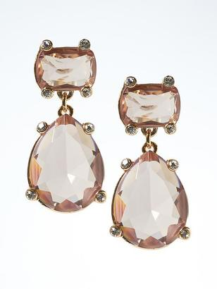 Majestic Jewels Drop Earring $58 thestylecure.com