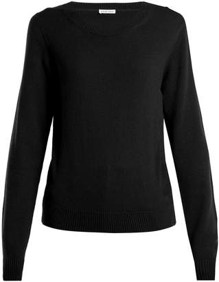 Tomas Maier Round-neck cashmere sweater