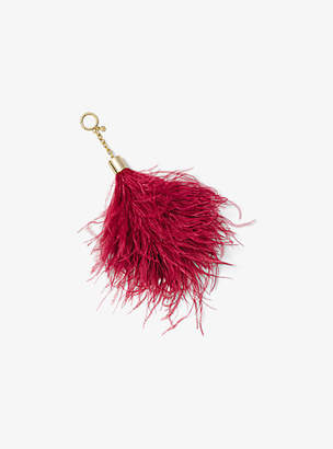 Michael Kors Feather Key Chain