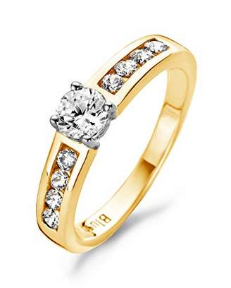 Blush Lingerie Women Cubic Zirconia Ring -Size M 11269BZI/52