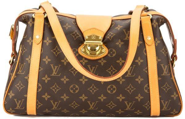 Louis VuittonMonogram Canvas Stresa PM Bag