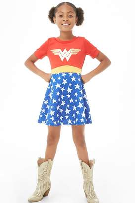 Forever 21 Girls Wonder Woman Dress (Kids)