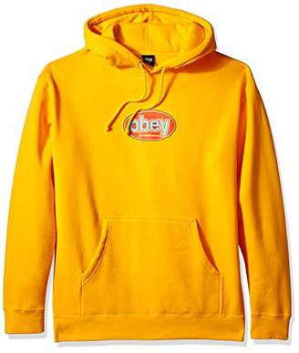 Obey Men's International Hooded Sweatshirt