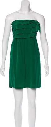 Paul & Joe Sister Silk Mini Dress