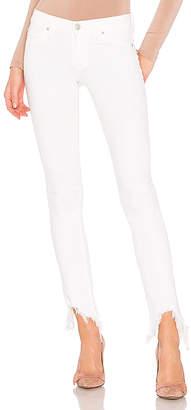 Hudson Jeans Colette Midrise Skinny Crop.