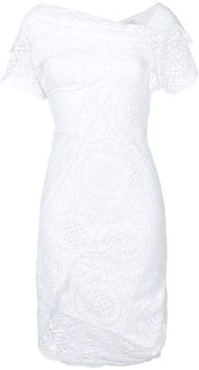 Vivienne Westwood asymmetric lace dress