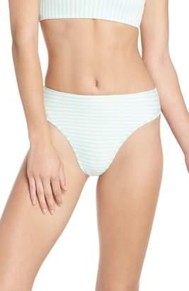 L-Space L Space Pierre High Waist Bikini Bottoms