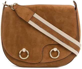 Tila March stripe strap Linda Besace bag