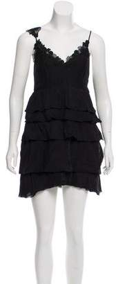 Thakoon Ruffled Silk Dress