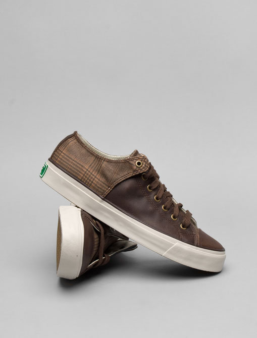 PF Flyers Bob Cousy in Brown