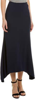 James Perse High Waist Midi Skirt