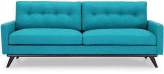 Mid-Century MODERN 808 Home Kardiel Lucille Cashmere Classic Sofa
