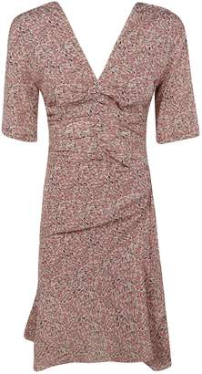 Isabel Marant Asymmetric Dress