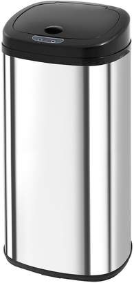 Morphy Richards 50 Litre Chroma Square Sensor Bin – Stainless Steel