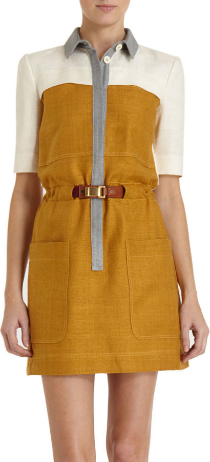 Proenza Schouler Shirt Dress