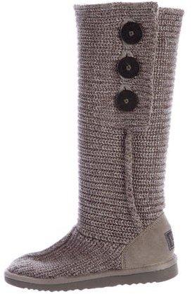 UGGUGG Australia Knit Knee-High Boots