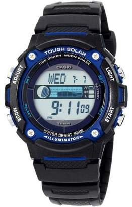 Casio Solar-Powered Tide & Moon Graph Watch