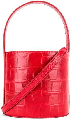 STAUD Bissett Bag in Tomato | FWRD