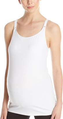 Leading Lady Women's Nursing Cami with Built In Bra