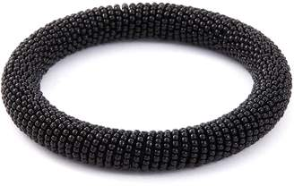 Kenneth Jay Lane Seed bead bangle